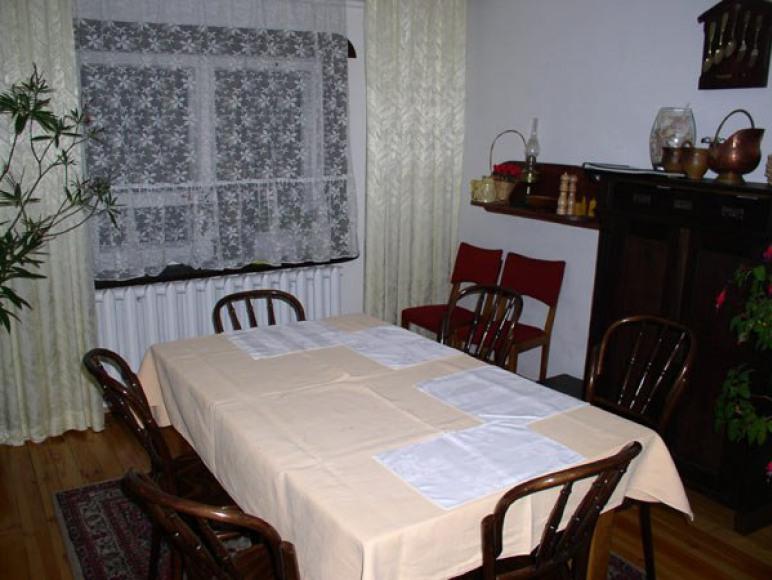 Pensjonat Czerwona Róża Małgorzata Knyżewska