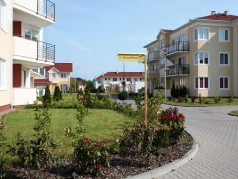 Apartamenty Grzybowo
