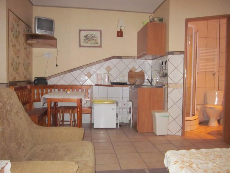 apartament egipski-aneks kuchenny