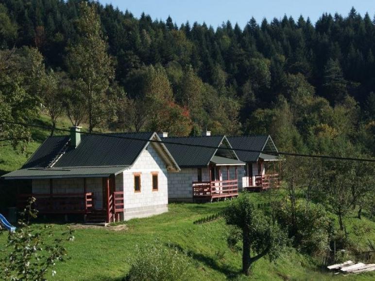 Całoroczne Domki Na Wzgórzu
