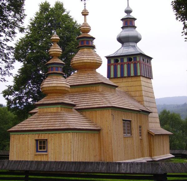 cerkiew w krempnej