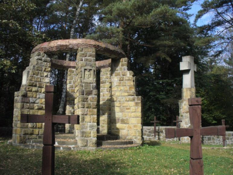 cmentarz z I-szej wojny światowej