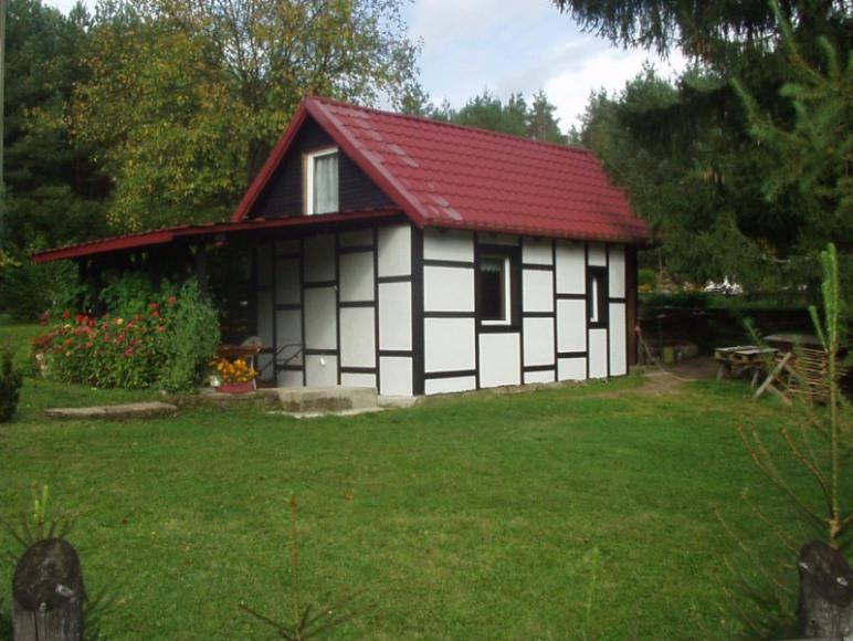 Domek Pod Świerkiem w Malachowie