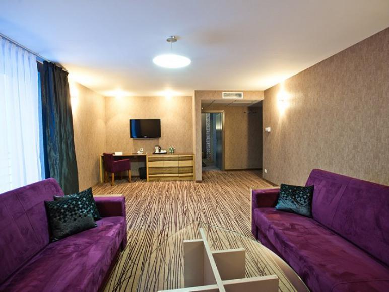 Apartament Lux - Salon