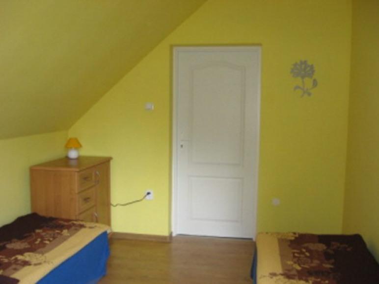 apartament z balkonem -2 pokoje przedpokój łazienka