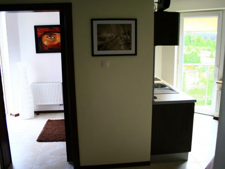"Apartament ""Lisi Jar"" - Damian Lademann"