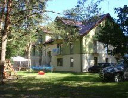 Dom z pokojami gościnnymi