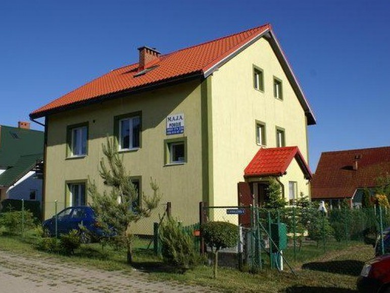 Maja-Pokoje W Jarosławcu