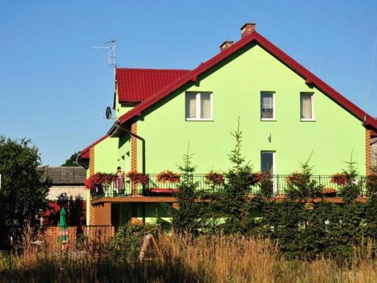 U Marzeny - domki drewniane i pokoje gościnne