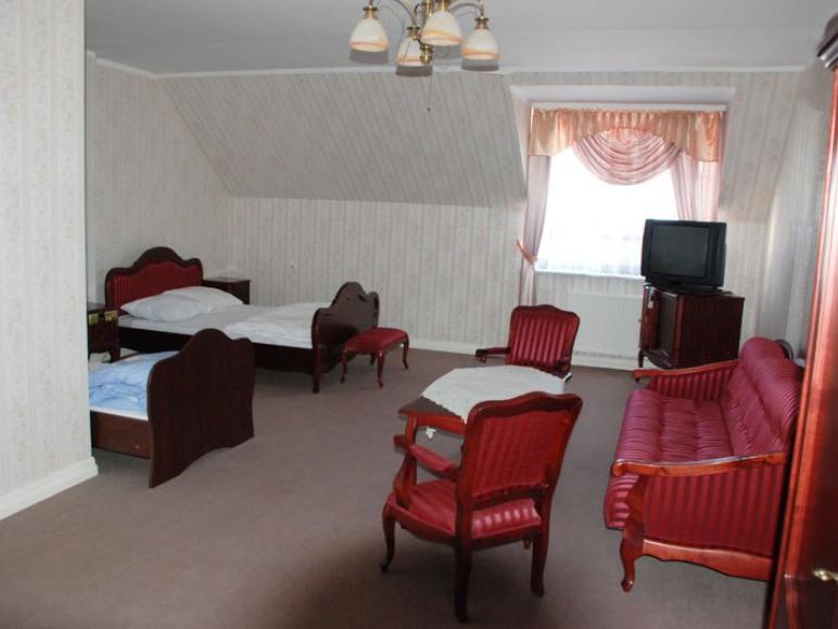 Czarny Tulipan Motel