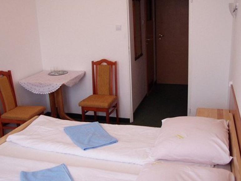 "Dawny hotel ""Laureat"""