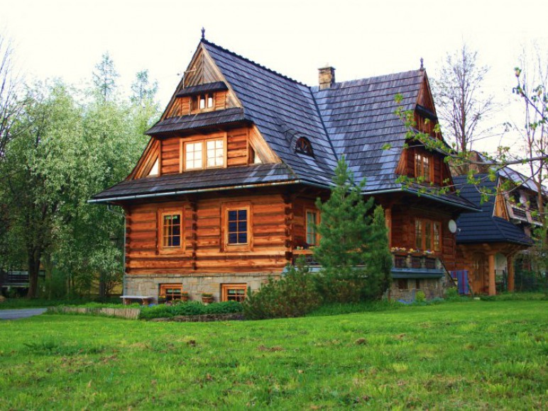 Dom Pod Lipkami