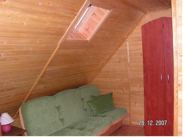Domek nr 2 pokój piętro