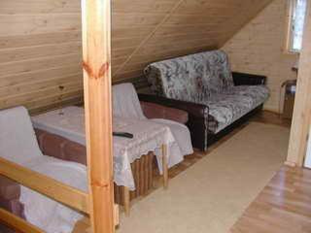 Domek nr 1 pokój piętro
