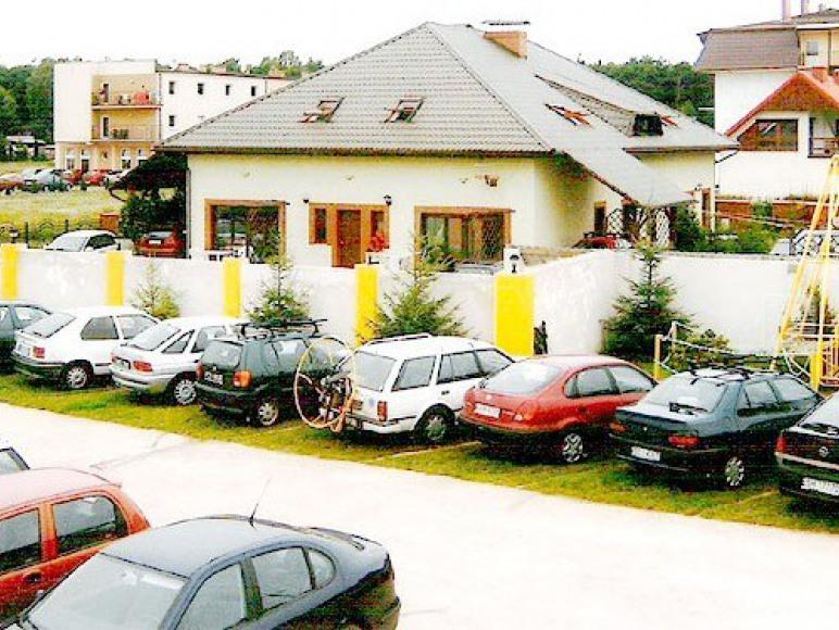 Dom Wczasowy Pod Złotym Żaglem