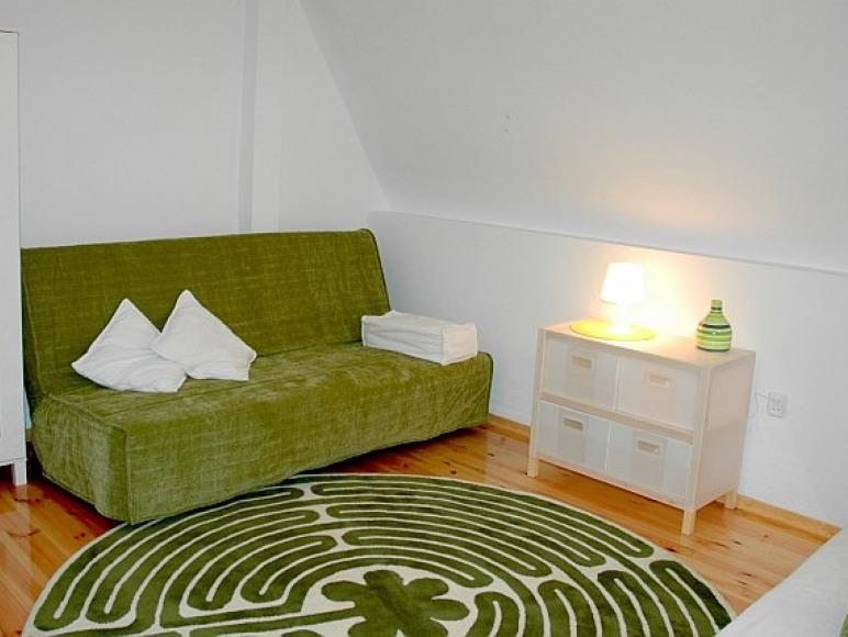 pokój zielony 4 osobowy - dom letniskowy