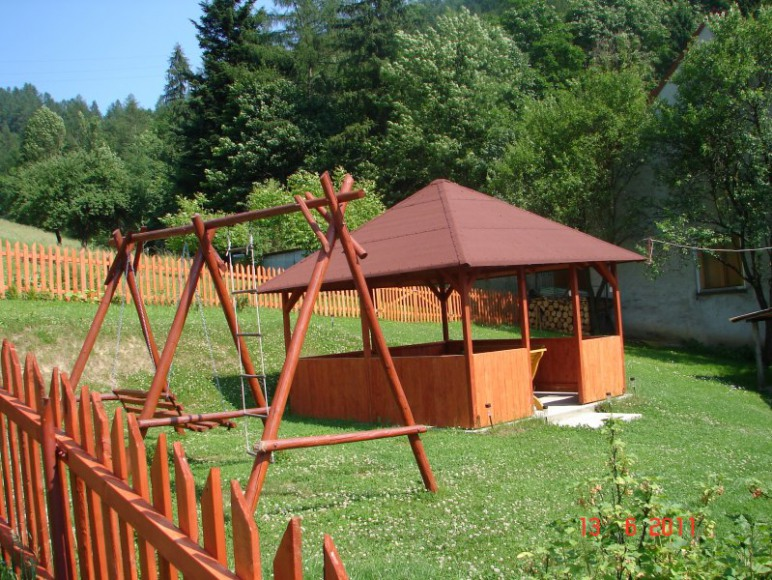Domek u żródeł