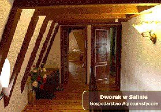 Dworek w Salinie Gospodarstwo Agroturystyczne