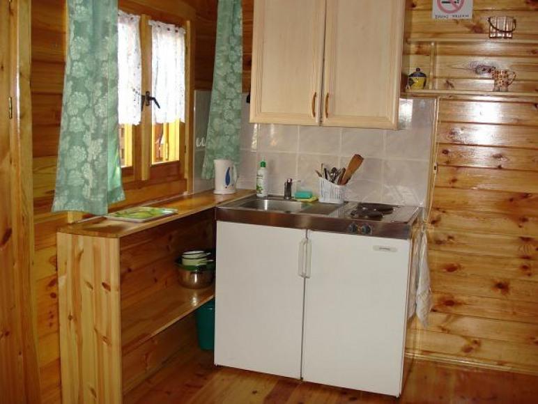 aneks kuchenny w domku