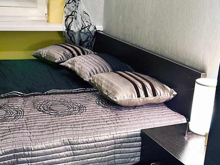 Sypialnia 2 - intymność wypoczynku