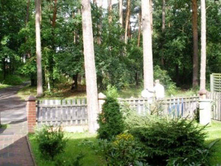 Dom Gościnny W Lesie