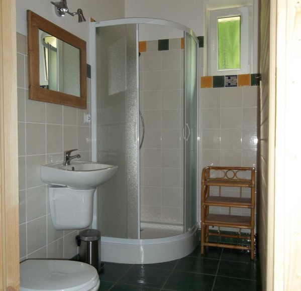 łazienka -pokój 3os. parter