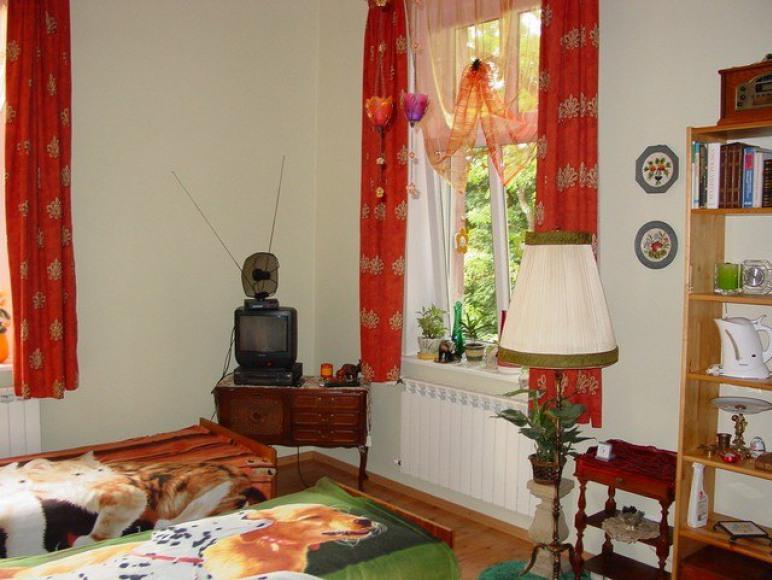 Pokój 3 osobowy zielony