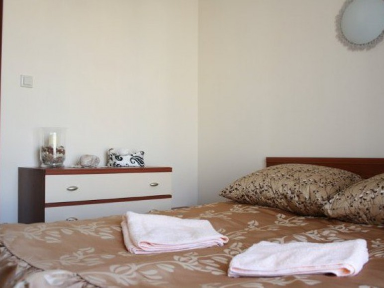 Posejdon - sypialnia