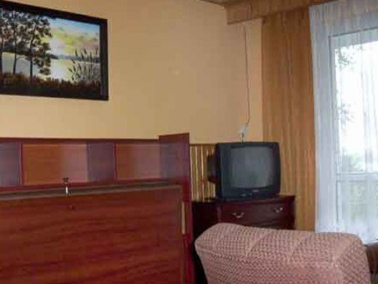 apartament nr 2 widok na jezioro