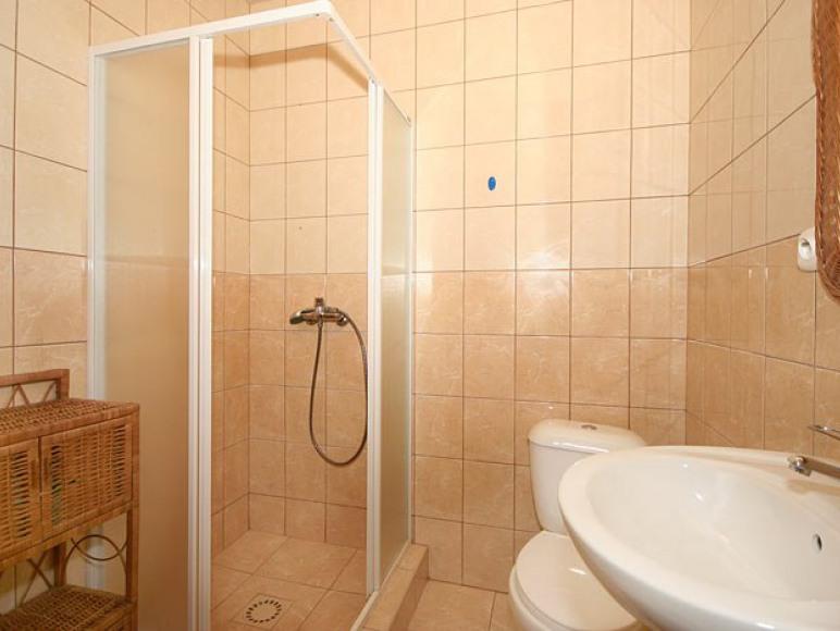 Łazienka w pokoju nr 18