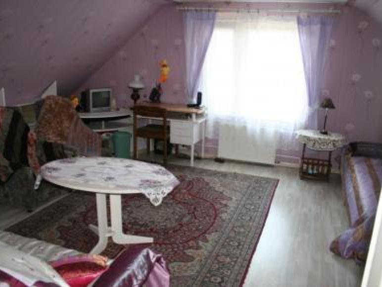 Pokój 3-osobowy fioletowy