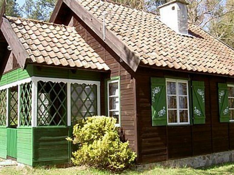 Warminsko-Mazurskie Stowarzyszenie Agroturystyczne-Domek W Lesie