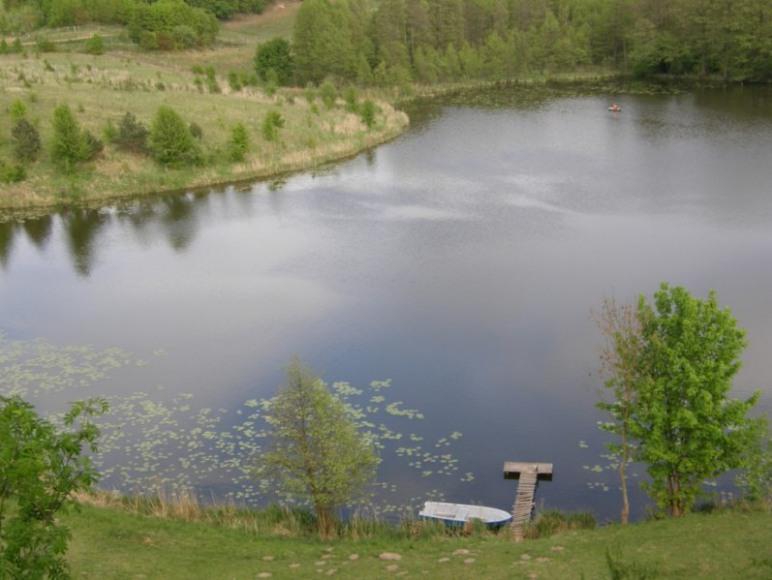 jezioro w Górznie