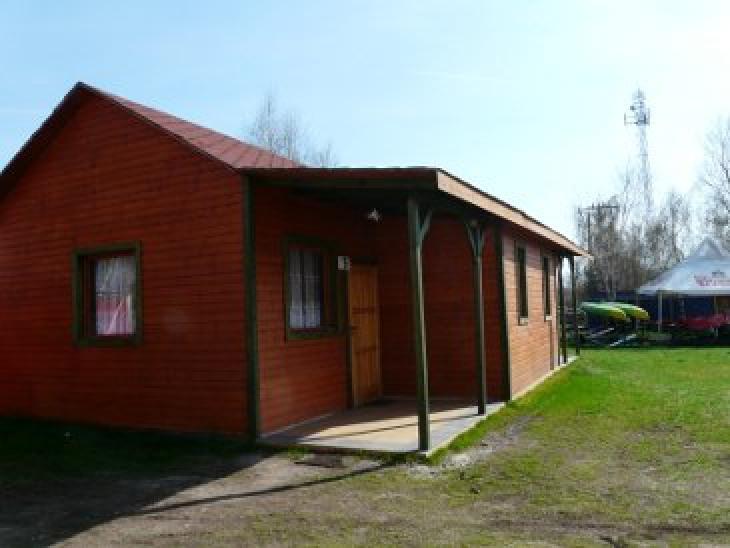 Domki Kempingowe-Restauracja Letnia
