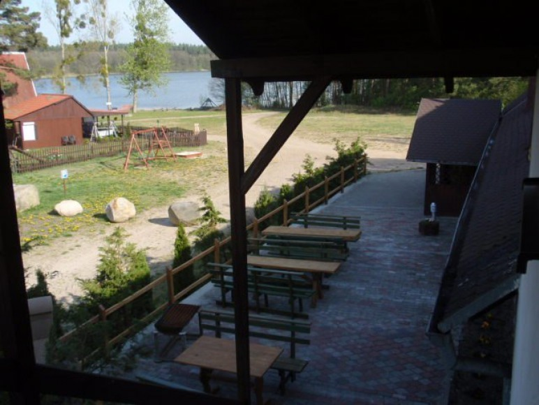 Gospodarstwo Agroturystyczne nad jeziorem Sopień