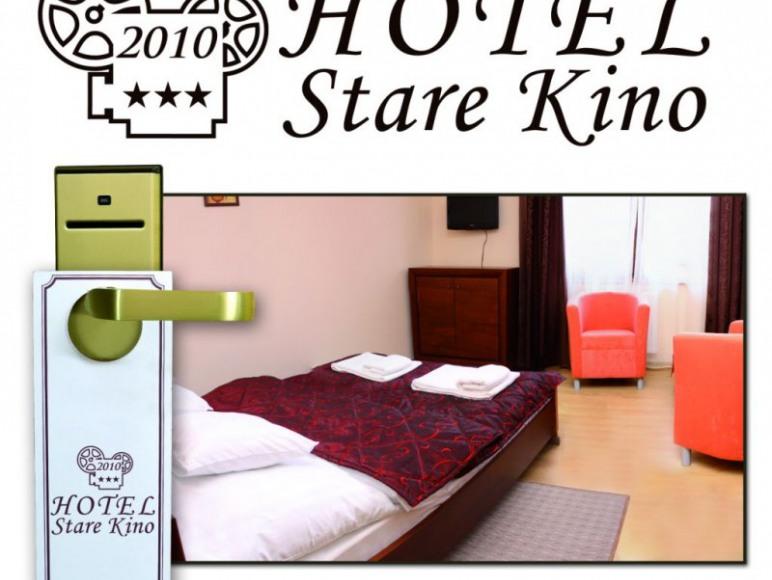 Hotel Stare Kino w Sławnie