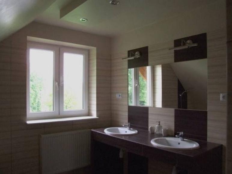 Łazienka dla Cappucino i Wrzosowy