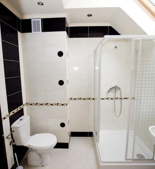 Łazienka pokoju 2 osobowego