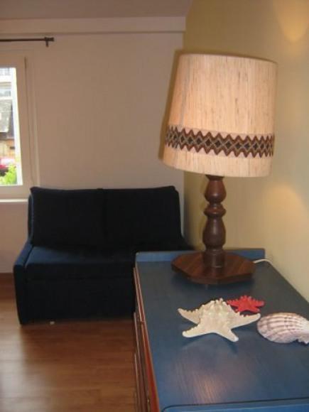 w drugim pokoju 2 miejsca do spania+ rozkładana sofa