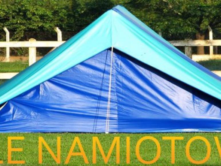 pole namiotowe Sudety karłów