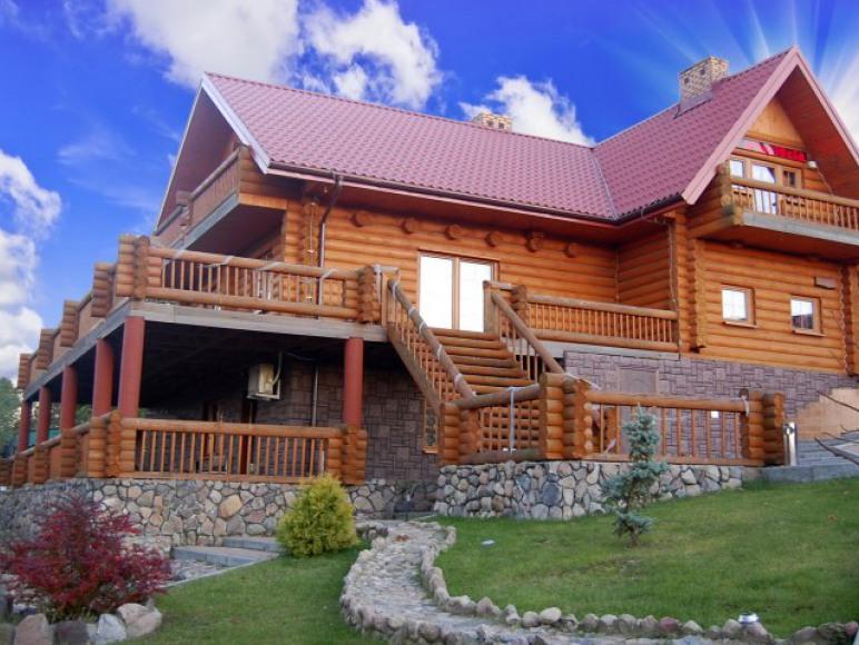 Dom z Bala Biebrzańsko-Narwiańskie Stowarzyszenie Agroturystyczne Łoś