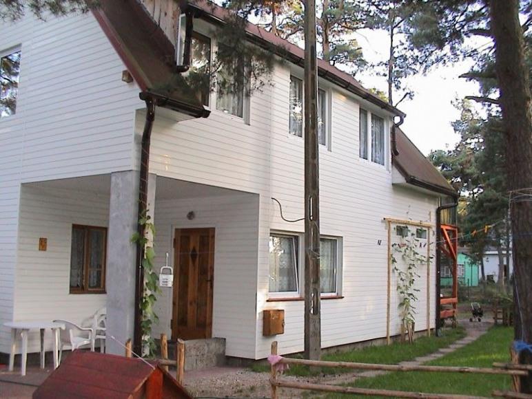 Domki letniskowe Bartek w Pobierowie