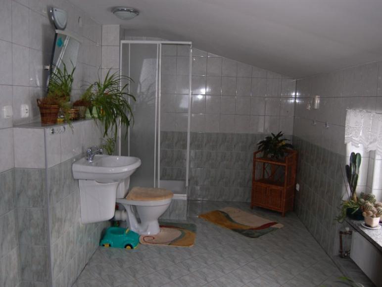 Łazienka w Małym Apartamencie