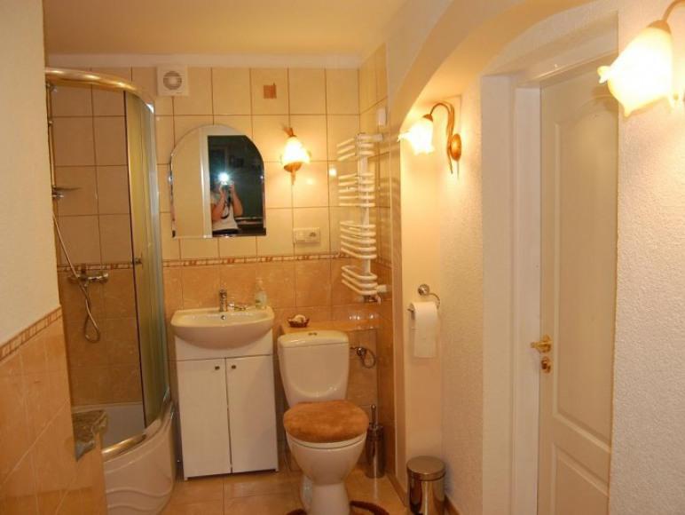 Łazienka Mały Apartament