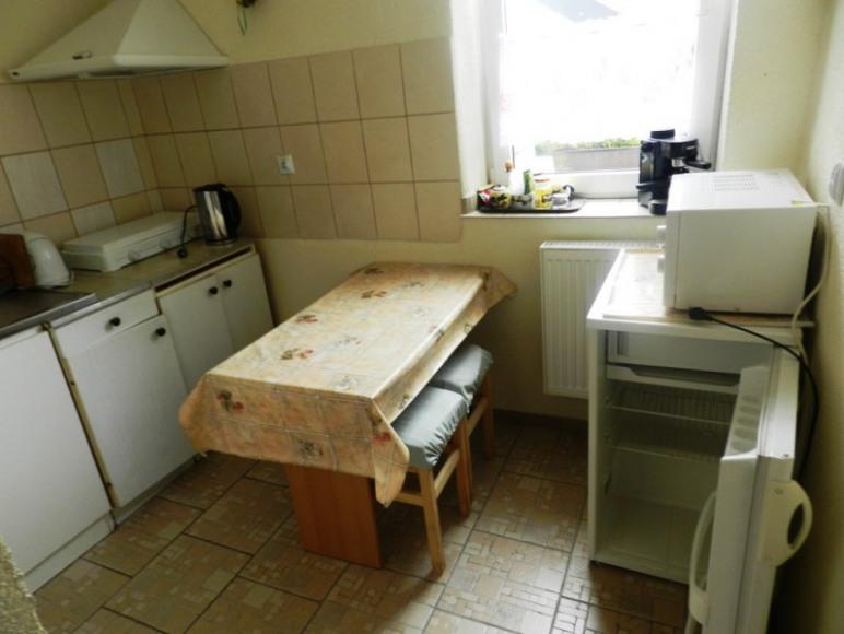 aneks kuchenny w pokoju dwuosobowym
