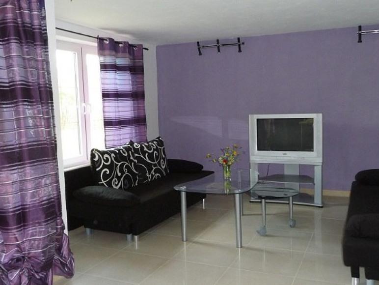 salon apartament nr 1 Gdańsk