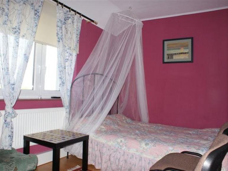 pokój z moskitierą Darłowo