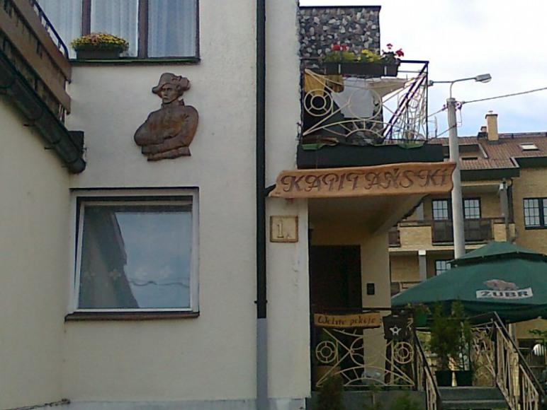 Pokoje Gościnne Kapitański
