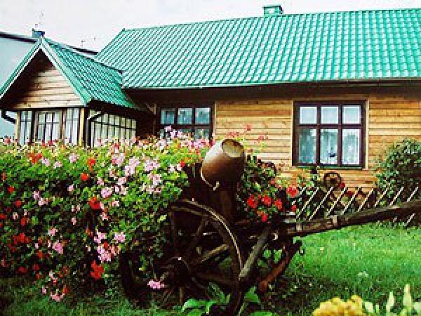 Domek w Zagańsku