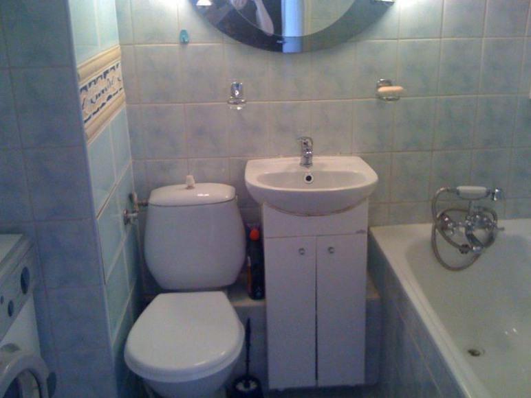 mieszkanie nr 1 łazienka